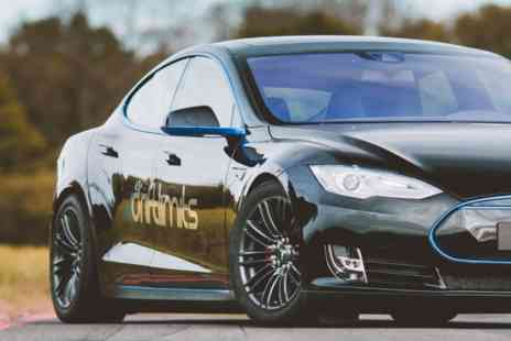 Virgin Experience Days - Tesla P90D Vs Dodge Viper SRT VX Driving Experience - Save 0%
