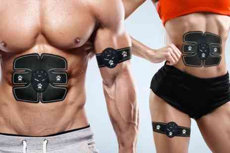 Groupon Goods Global GmbH - Tora Fitness Arms, Legs or Abdominal Muscles Stimulating Toning System - Save 0%