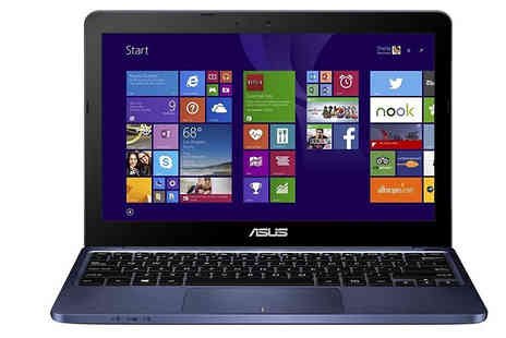 Tech Market - ASUS X205TA 11.6 Inch Laptop With 2GB RAM & 32BG SSD - Save 50%