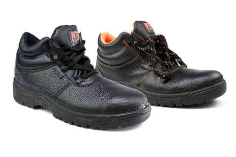 Shoe Fest - Pair of mens safety boots - Save 0%