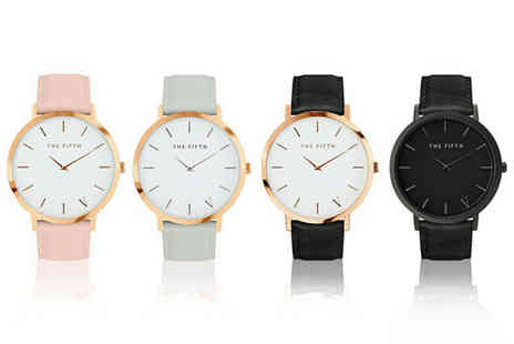 Backtogoo - His or hers luxury fashion watch - Save 0%