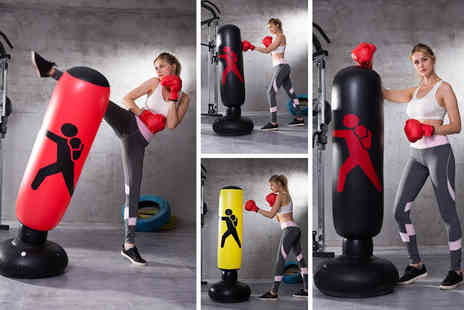 Wish Whoosh Offers - Inflatable standing punch bag - Save 62%