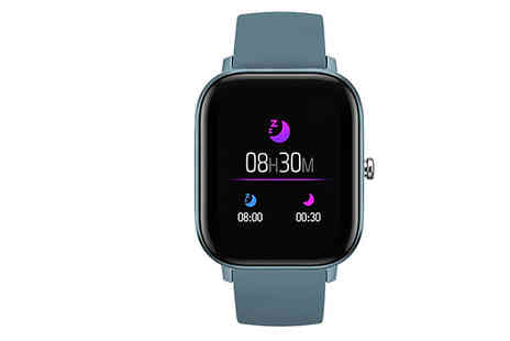 Wish Whoosh Offers - P8 Bluetooth Smart Watch With Heart Rate Monitor - Save 78%