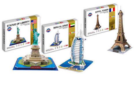 Magic Trend - 3D landmark puzzle - Save 0%