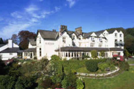 The Burnside Hotel - Two night Lake District stay for two with breakfast - Save 55%