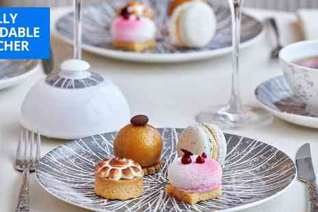 InterContinental London Park Lane - Royal afternoon tea and champagne in Mayfair - Save 38%