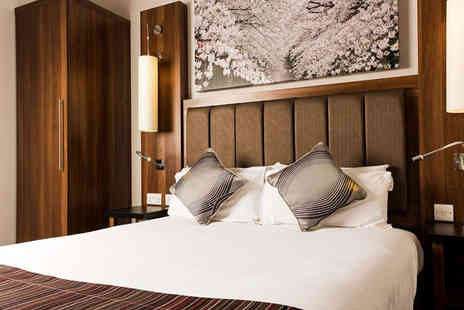 Mercure Darlington Kings Hotel - Overnight Darlington break for two people - Save 22%