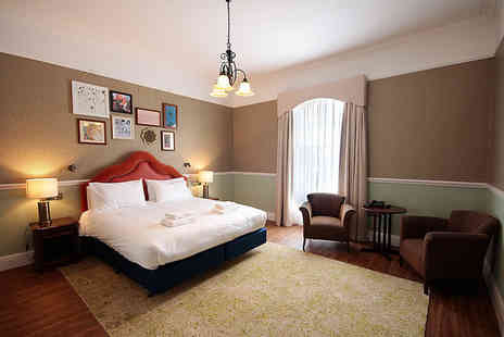 Elmbank Hotel - Overnight break for two people with picnic, map of recommended journeys - Save 62%