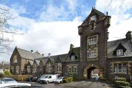 The Stirling Highland Hotel - One night stay for two people including breakfast, picnic - Save 55%