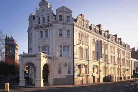 The Angel Hotel - One Night Stay for Two with Breakfast, Bottle of Prosecco on Arrival - Save 0%