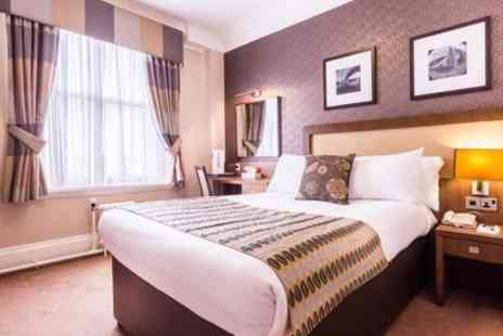 The Royal Station Hotel - One Night Stay for Two with Breakfast, Prosecco, Chocolates - Save 0%