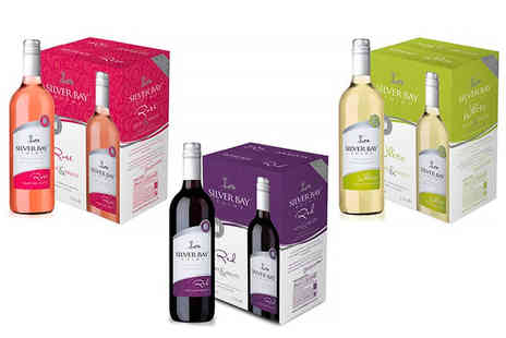 Anielas - Six bottle case of Silver Bay Point wine - Save 0%