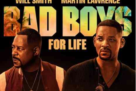 The Drive In Cinema - Tickets to see Bad Boys for Life - Save 0%