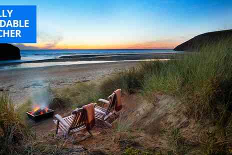 Bedruthan Hotel & Spa - Cornwall coastal escape including meals - Save 31%