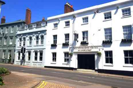 The Chequers Hotel - Small Double Room for Two with Breakfast, Glass of Bubbly - Save 34%