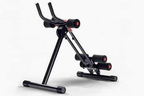 Bing bang bosh - Abs Fitness Core and Abdominal Trainer Machine - Save 50%