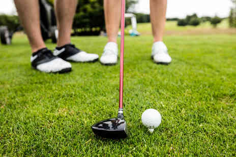 Paul Roberts Golf Centre - 30 minute golf lesson with a PGA instructor - Save 55%