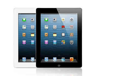 Renew Electronics - Refurbished 16GB Apple iPad 4 - Save 56%