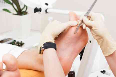 21st Century Podiatry - Laser Nail Fungus Treatment - Save 57%