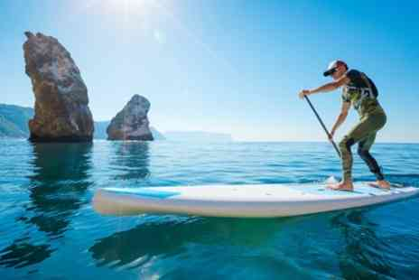 Back of Beyond Adventures - Paddleboard Taster Session with Membership - Save 38%