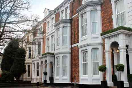 91 Aparthotel Jesmond Road - One Night Stay with Breakfast, Prosecco, Chocolates - Save 0%