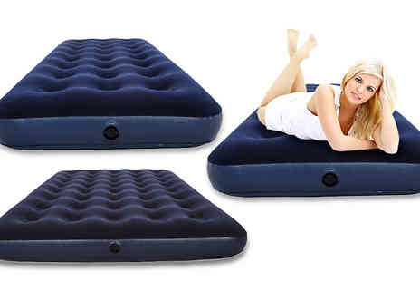 Ebeez - Bestway Pavillo Airbed Choose from 2 Sizes - Save 37%