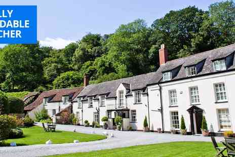 Combe House Hotel - Two nights Somerset country house stay including dinner - Save 51%