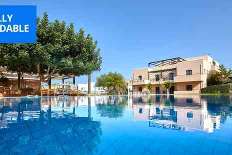 Vasia Resort & Spa - Five Nights all inclusive stay for 2 at luxury resort - Save 0%