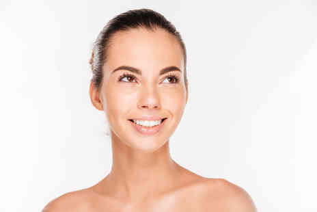 Sol Cosmedics - Non surgical blephoraplasty fibroblast upper or lower eyelid and eye bag treatment - Save 87%