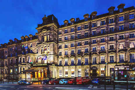 The Royal Station Hotel - Overnight break for two people with picnic - Save 34%