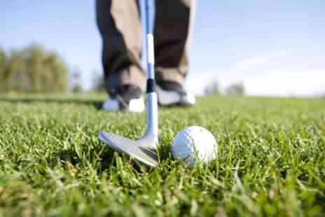 Indoor Outdoor Golf - Golf Lessons with PGA Professional - Save 51%