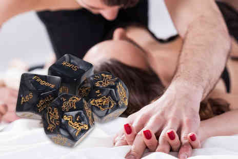 hey4beauty - Set of four adult love dice - Save 60%