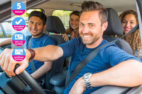 International Open Academy - Accredited Uber and Lyft rideshare driving online course - Save 86%