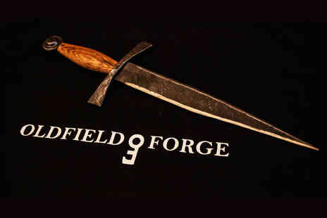 Oldfield Forge - Sword or dagger forging experience for two people - Save 41%