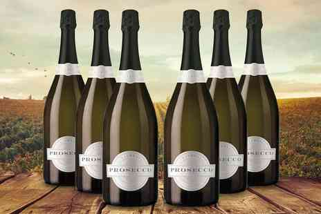 Great Westerm Wine - Six bottles of Balboni prosecco - Save 49%