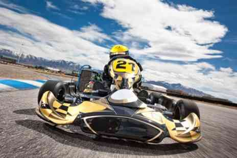 Hull Karting - 30 Minute Go Karting Session for Up to Four - Save 27%