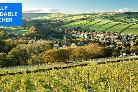 Holmfirth Vineyard - Vineyard tour, tasting and brunch for 2 - Save 44%