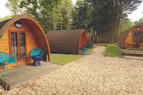 Old Thorns Hotel - Overnight Hampshire glamping break for two people with breakfast - Save 0%