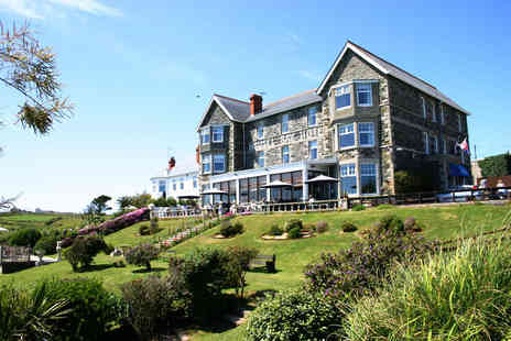 Housel Bay Hotel - Two nights stay on Cornwalls Lizard Peninsula for two people - Save 45%