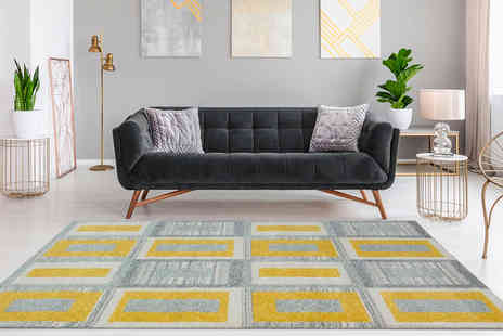 Kukoon Rugs - Small modern soft feel Rio rug - Save 0%