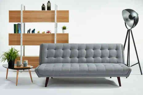 UK Furniture Zone - Banbury three seater sofa bed - Save 56%