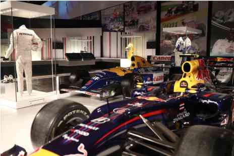 The Silverstone Experience - An Immersive History of British Motor Racing for Two - Save 0%