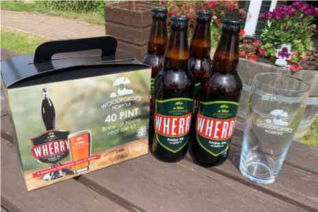 Virgin Experience Days - Woodfordes Brewery Twelve Month Craft Beer Subscription - Save 0%
