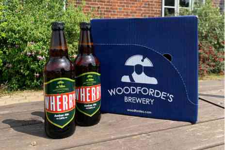 Virgin Experience Days - Woodfordes Brewery Create the Pub at Home Gift Set - Save 0%