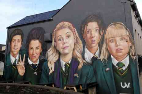 Virgin Experience Days - Derry Girls Guided Walking Tour for Two - Save 0%