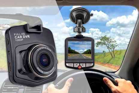 Bellap - 1080p DVR dash cam - Save 68%