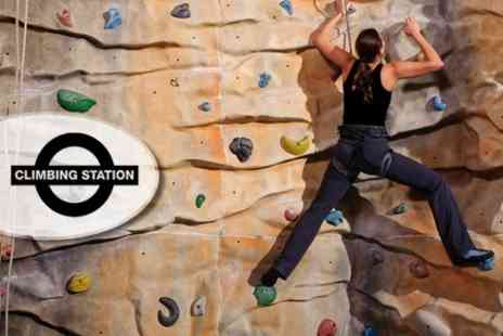 Climbing Station Wales - One Month Climbing Pass - Save 60%
