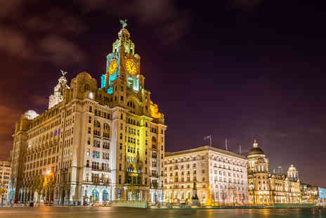 Radisson Blu Hotel - Overnight Liverpool stay for two people in a superior room with breakfast - Save 59%