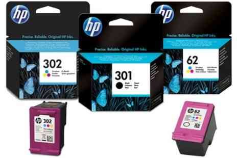 Raion - Hewlett Packard Black or Colour Ink Cartridge With Free Delivery - Save 40%
