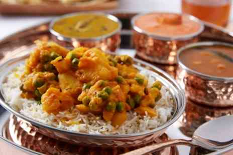 Chutney Ivy - 12 Dish Indian Fusion Banquet for Up to Six - Save 50%